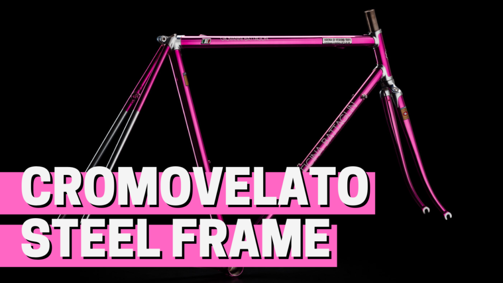 [VIDEO] How a CROMOVELATO steel frame is actually made