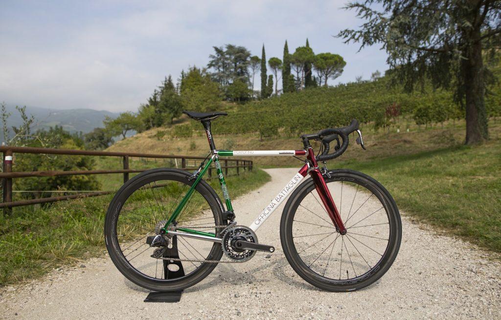 The Portofino just absorbs virtually all road vibrations