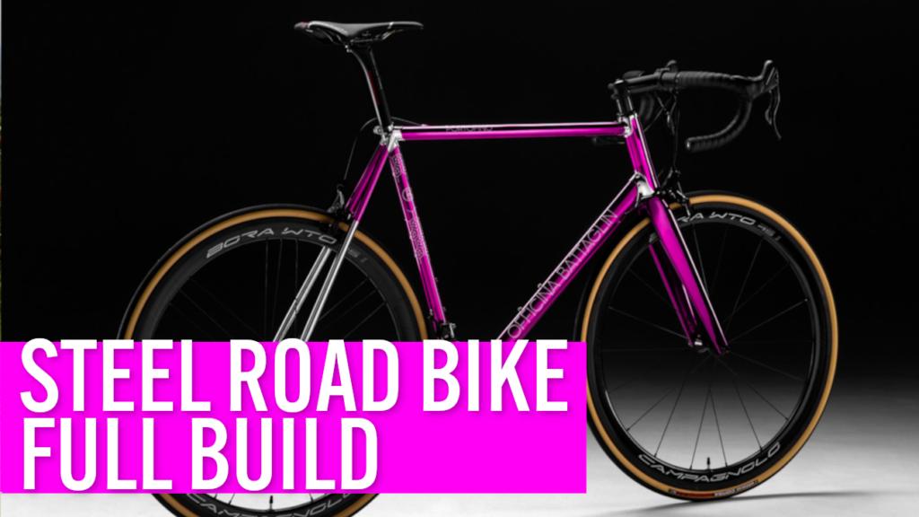 [VIDEO] From bare frame to Italian dream bike