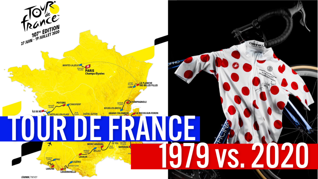 Was the 1979 Tour de France more exhausting than this year's edition?