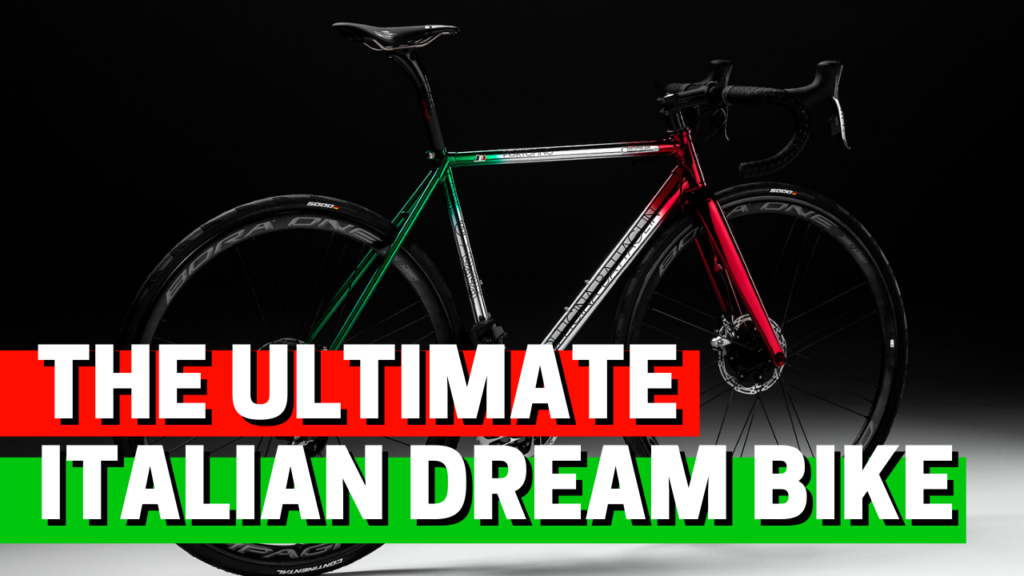 [VIDEO] The ultimate ITALIAN DREAM BIKE?