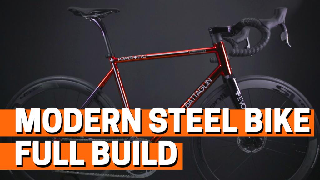 [VIDEO] Full custom bike build: watch our mechanic building up a Power+ EVO 2020!