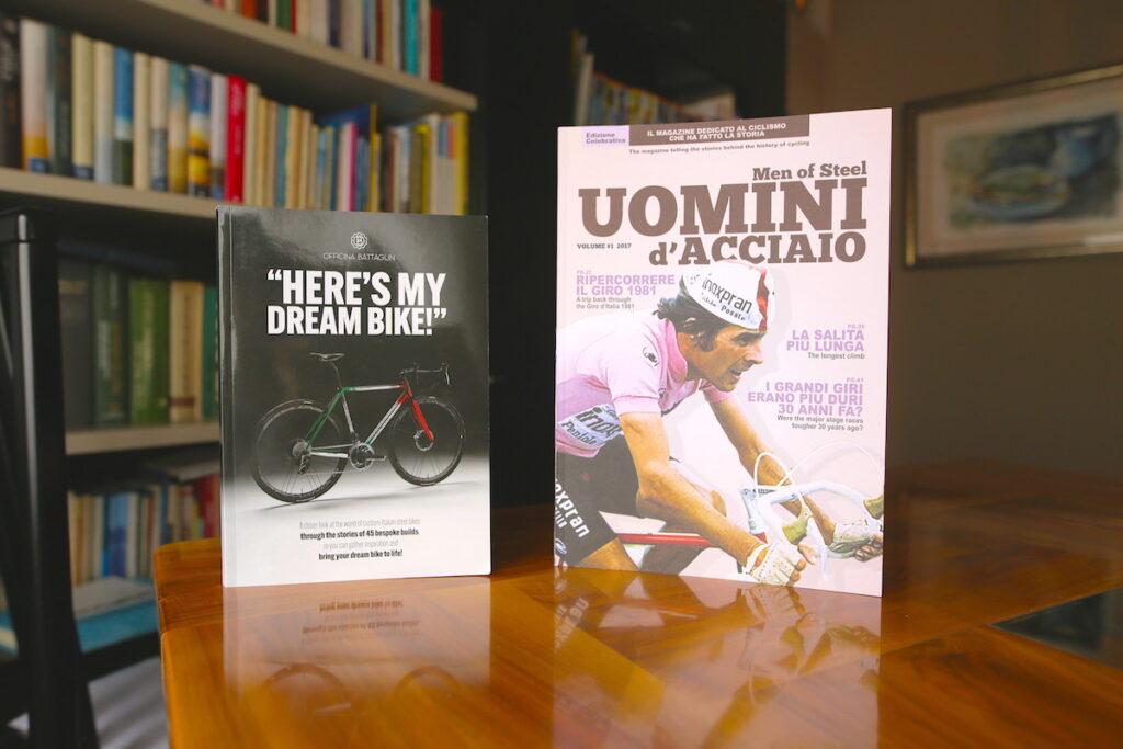 """""""Here's My Dream Bike"""" Book"""
