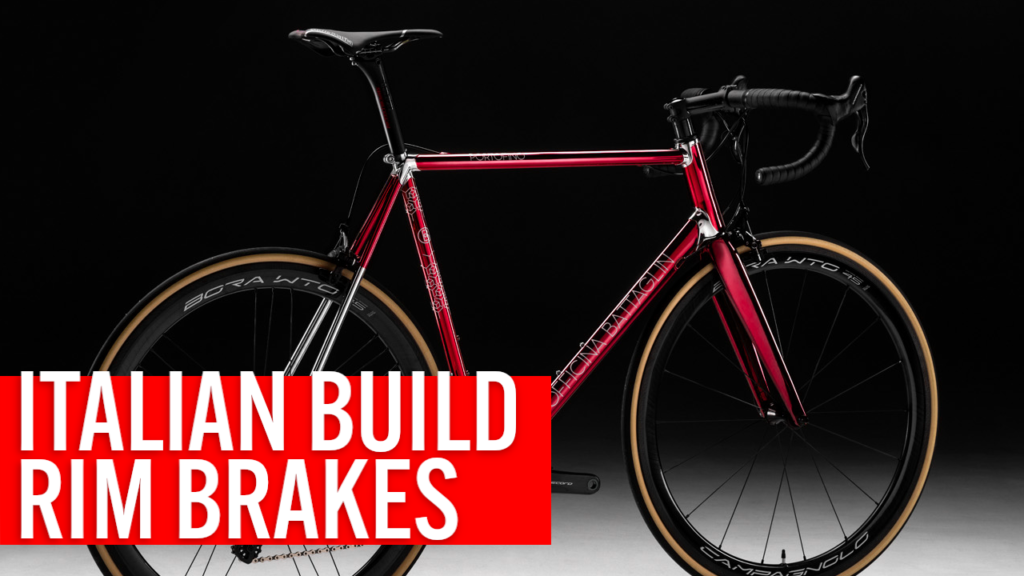 [VIDEO] This STEEL ROAD BIKE combines modern and traditional styles!